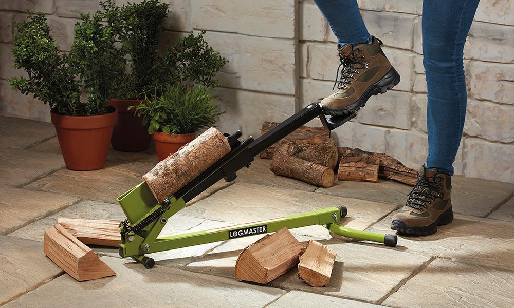 How Big Of A Log Splitter Do I Need