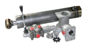 What Size of Hydraulic Pump for Log Splitters