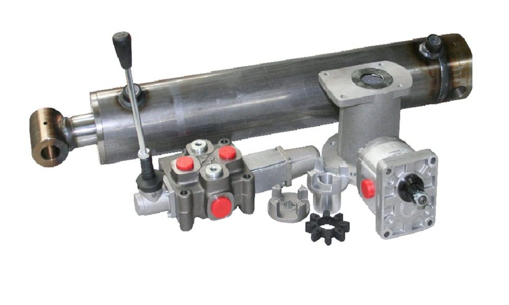 What Size Of Hydraulic Pump For  Log Splitter