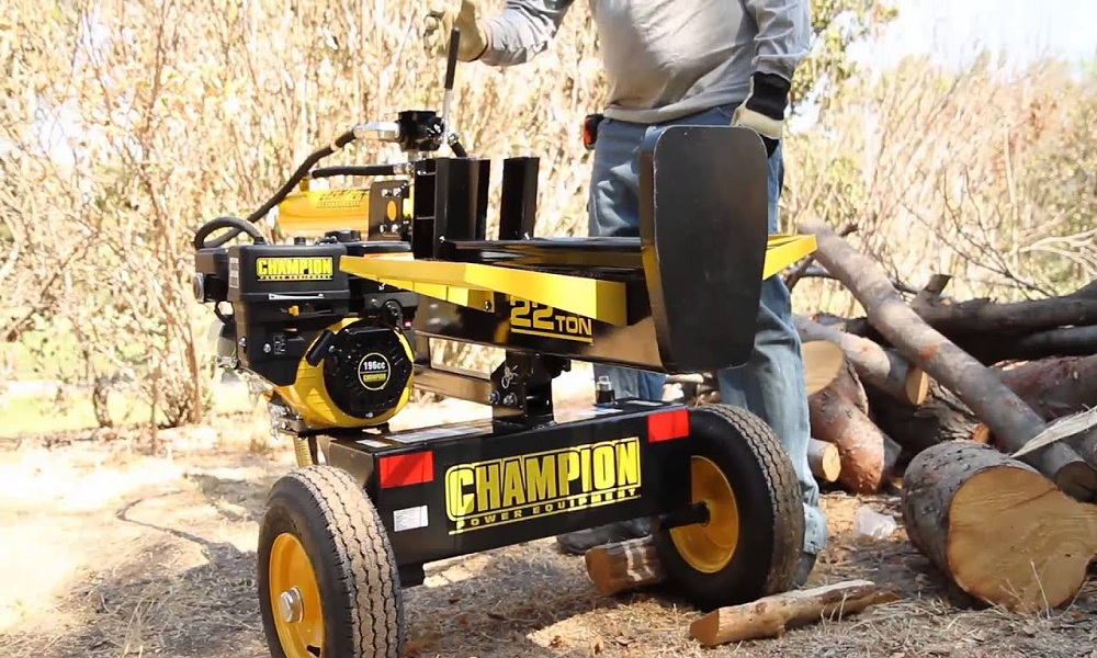 Champion Log Splitter Reviews