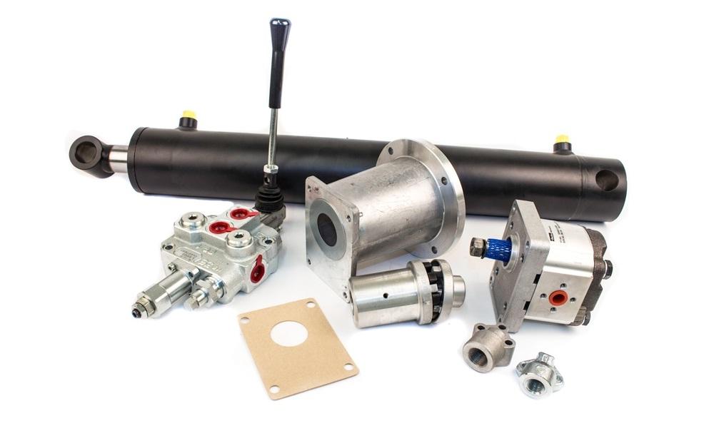 Hydraulic Pump For Log Splitter